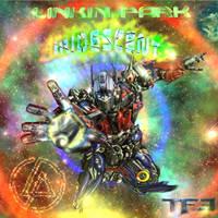 Vegetto: Linkin Park  Iridescent Paint by vegetto-vegito