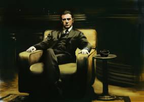 The Godfather by flyhi-tokiwa