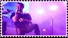 Purple Brendon Urie Stamp by PrismsFairies