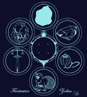 DAF Zodiac Reference by Oseike