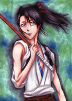 -Angry Young Man- by Byakuya1619