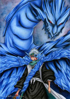 -Freezing Cries- by Byakuya1619