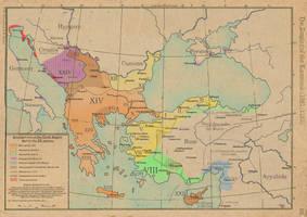byzantium under the komnenoi by Ediacar