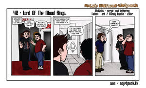 My Life Without A Jetpack Strip 42 by lordmagnusen