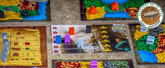 Perdidos En El Eter #294: Tiny Epic Games by lordmagnusen