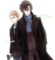 Sherlock by Heiyishi