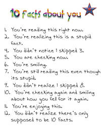 10 Facts... by hi5a