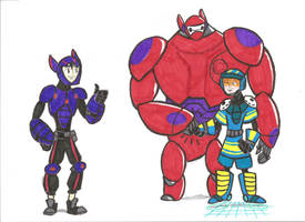 Riley's new Team (Request) by Ready2Create