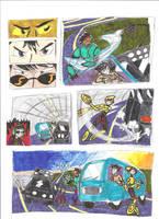 BH6 AU Car Chase! II by Ready2Create