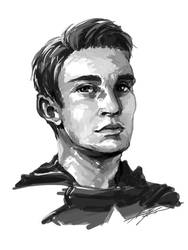 The Avengers: Steve Rogers by betrayal-and-wisdom