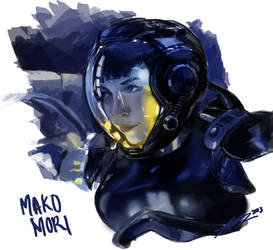 pacific rim mako by betrayal-and-wisdom