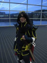 Lucina Cosplay at Tekko 2014 by Lock-OS