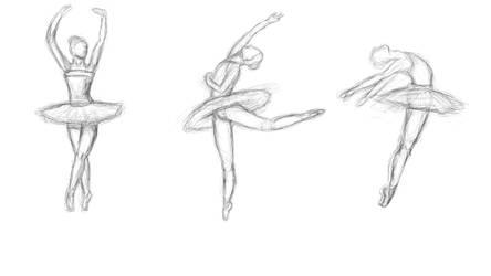 Ballerina by lapeachMC