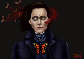 [spoilers] Thomas Sharpe by wolfieous