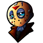 Jason (coloring practice ) by EmilyBandicoot1234