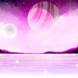 pink Sky by EmilyBandicoot1234