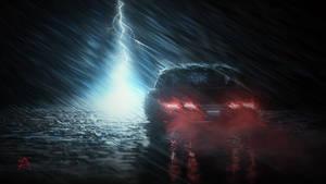 Lightning Road by AEzLV