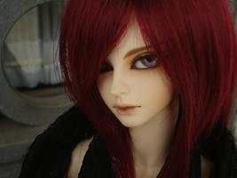 In red by shugasama