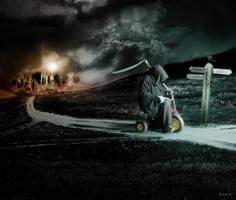 Syrian Grim Reaper by salis2006