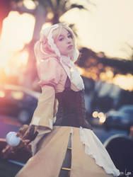 Lissa Cosplay by SNTP