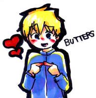 Butters by sekako