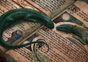 Of Lizards by alarie-tano