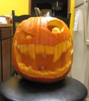 Pumpkin 2008 by Noip