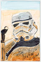 Sketch Card Look Sir, droids by antonvandort