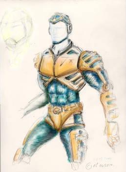 MI: suit design male by antonvandort