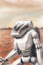 MI: Avatar 5 robot by antonvandort