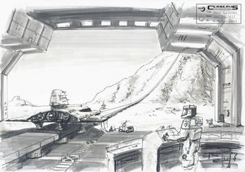 MI: concept Ship Launcer by antonvandort