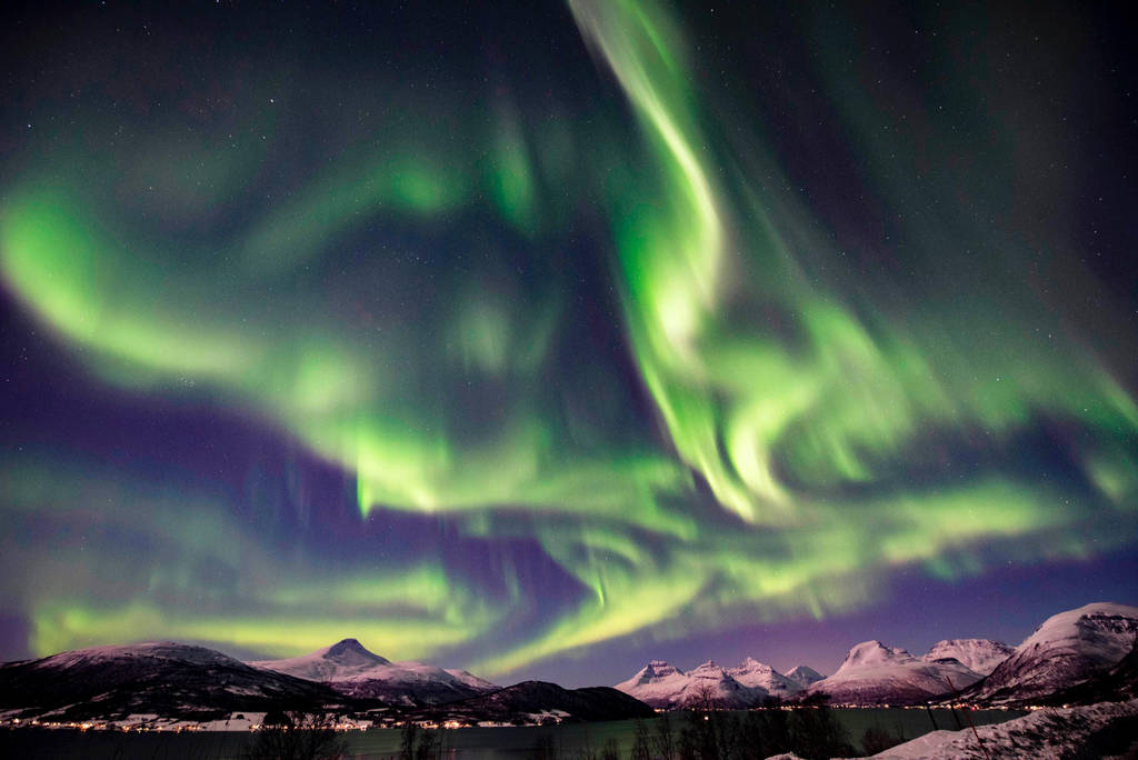 Tromso,Norway. by gsphoto