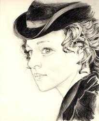 Irene Adler by ray-agustin
