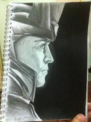 Loki Laufeyson by ray-agustin