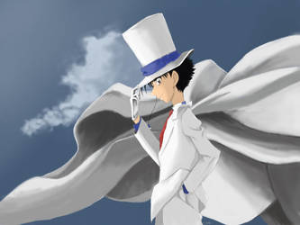 Magic Kaito 1412 by ray-agustin
