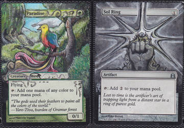 birds + rings alters by copapoc