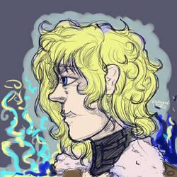 Eva queen of frost n hammers 1 by copapoc