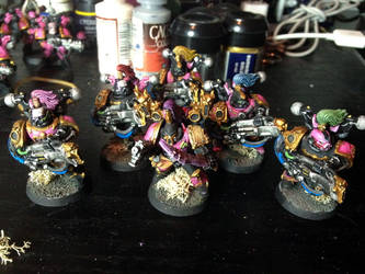 Even More Noise Marines by nockergeek