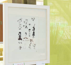 Exhibition in Nurseries Montecarlo 29 by roundtower