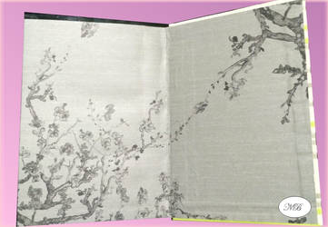 Interior Book Entirely Hand Bound  B side by roundtower