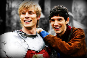 Bradley and Colin by kirstenalicia