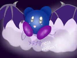 Cute Meta Knight by annzie