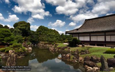 Japanese Garden by adrumo