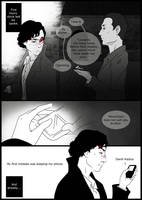 Text Me When It's Over Pg. 2 by BlueEyedPerceiver