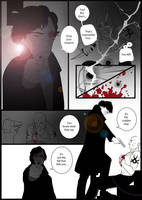 Text Me When It's Over Pg. 5 by BlueEyedPerceiver