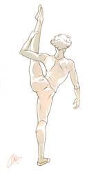 A Study in Ballet by BlueEyedPerceiver