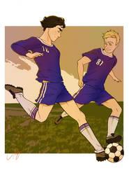 Soccerlock by BlueEyedPerceiver
