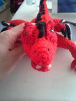 Red Dragon2 by Darkbookworm26