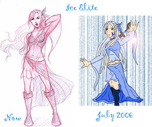 Roll Call - Ice Elite by Anu-Shah