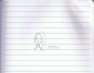 A Quick Sketch by aotearoa-geek13